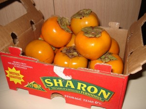 """Don't get fruity, Sharon."""