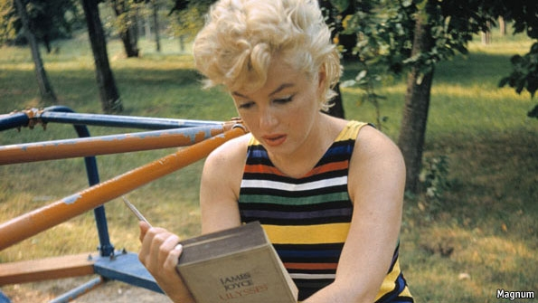 """""""Oi Marilyn, you may be able to finish it, but at least I'm not dead"""""""